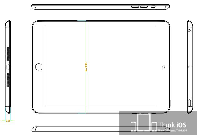 iPad Mini schematics 1