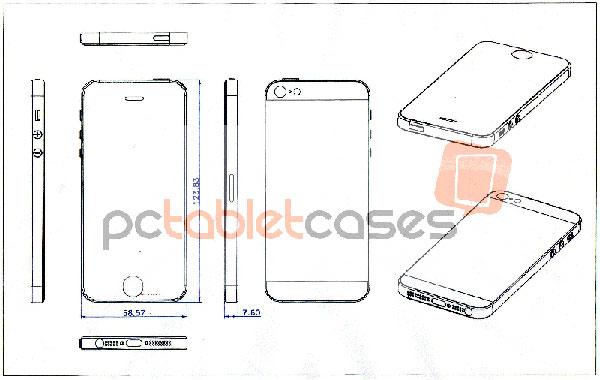 iPhone 5 size leak