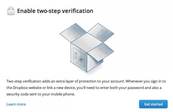 Dropbox Security