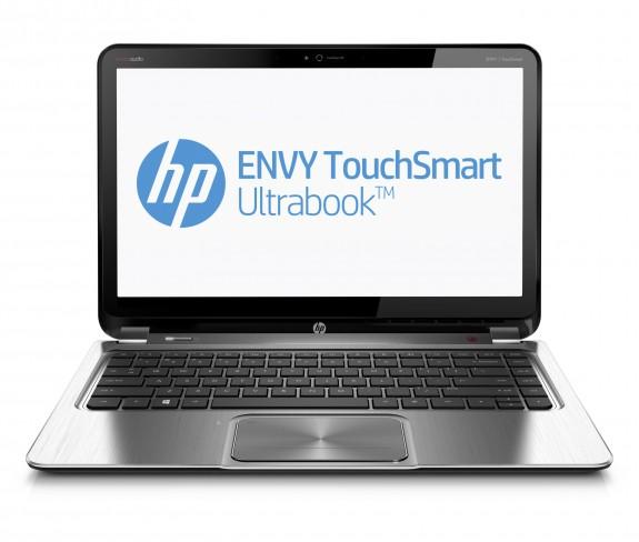HP ENVY TouchSmart Ultrabook 4_front