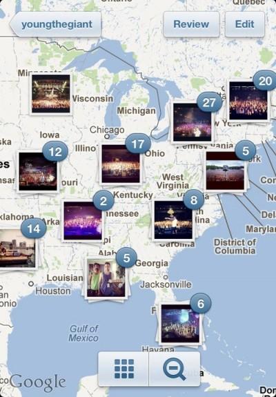 Instagram Photo Maps