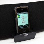 Logitech UE Air Speaker Review - dock