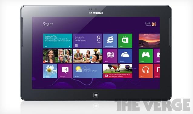 Samsung ATIV Tab 10.1 Windows RT