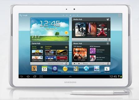 Samsung Galaxy Note 10.1 Release Date