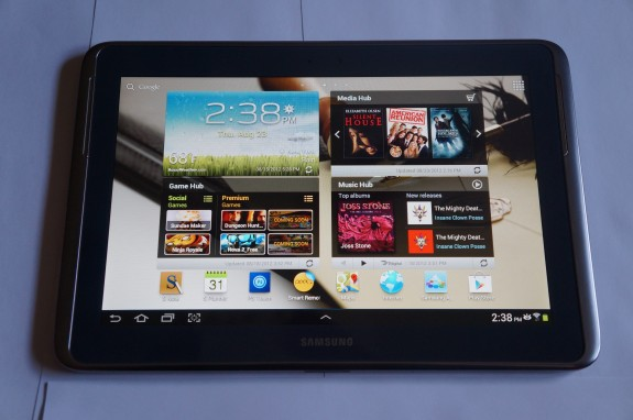 Samsung Galaxy Note 10.1 review 2