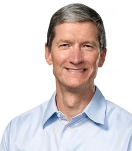 Tim Cook Announce iPhone 5