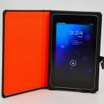 TreeGloo Nexus 7 Case Review - open