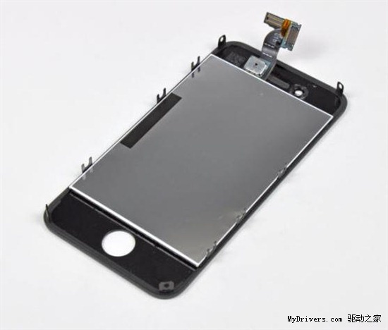 iPhone 5 displays like this will ship from Sharp to Apple in August.