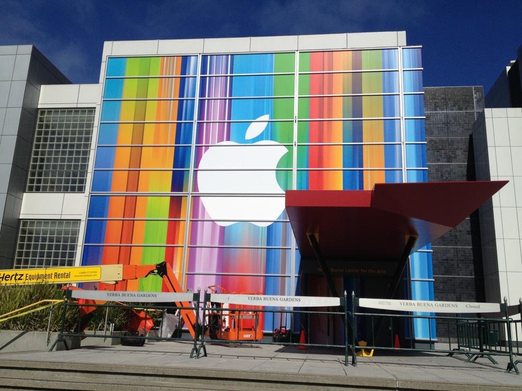 Apple iPhone 5 Event Live