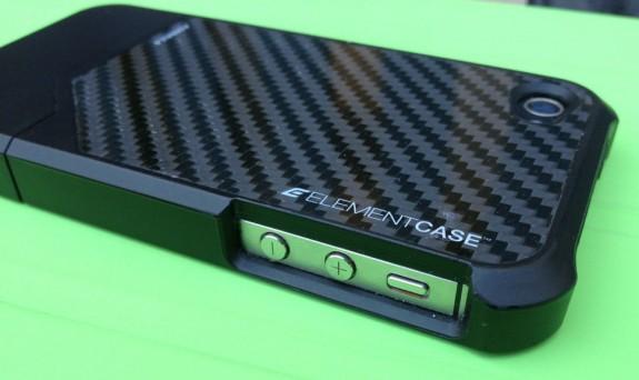 Element iPhone Case Port Access