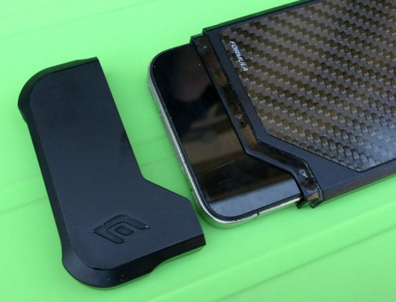 Element iPhone Case Removable Bottom