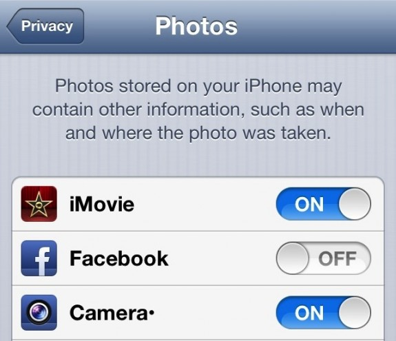 Facebook Photo Upload Not Allowed Lock Icon - 2
