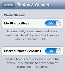 How to Share Photostream - 6