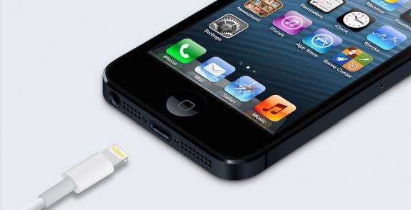 Lightning Dock Connector iPhone 5