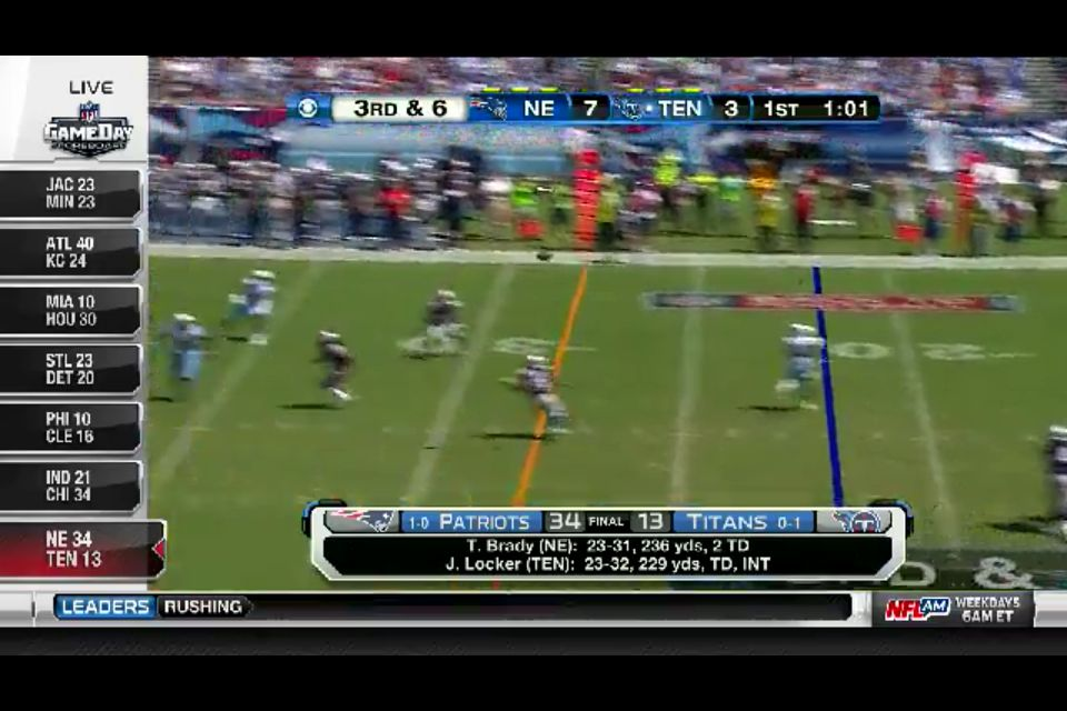 NFL Mobile 12 - iphone 1