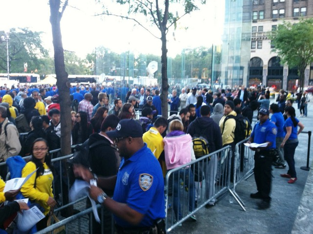 NYPD registers iPhone 5s