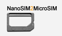 Nano SIM to MicroSIM Adapter
