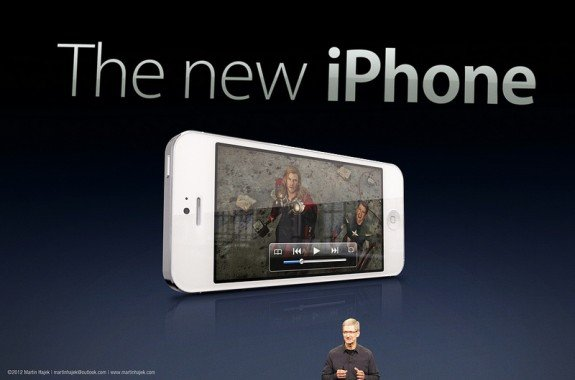 Tim Cook New iPhone