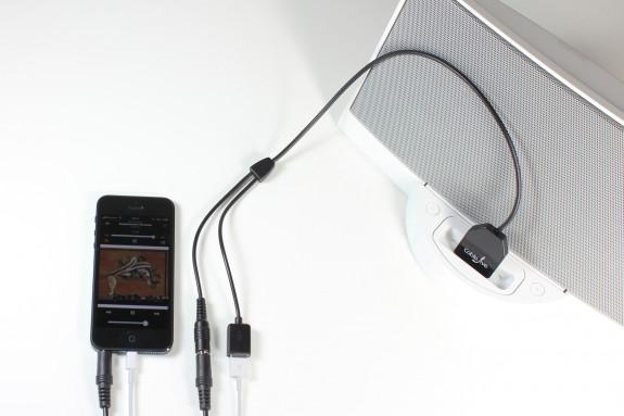 cablejive dockboss with analog