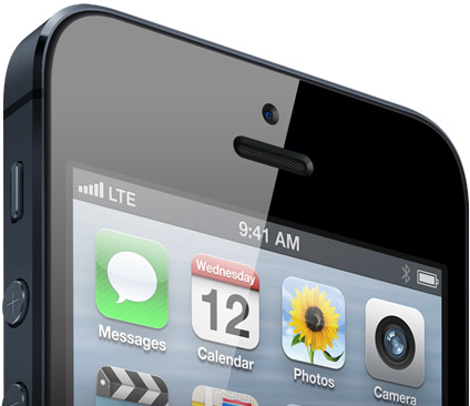 iPhone 5 4G LTE