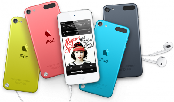 iPod Touch Backs