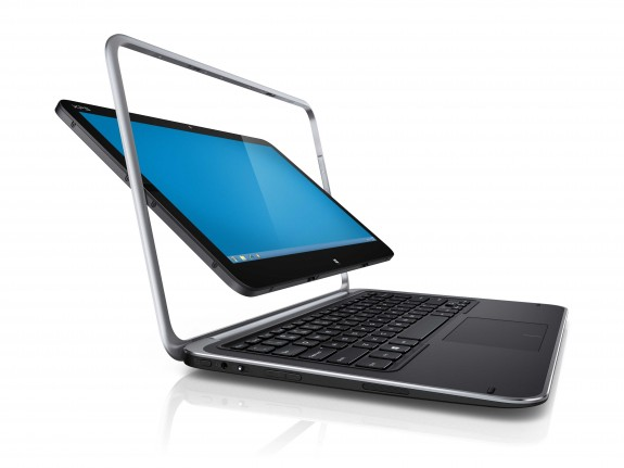 Dell XPS 12 Ultrabook convertible