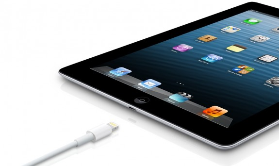 iPad Fourth-generation