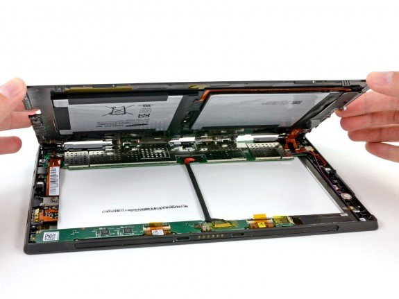 Inside the Microsoft Surface