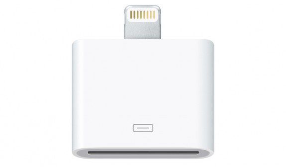 Lightning to HDMI Adapter will look similar
