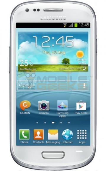 Samsung Galaxy S III Mini leak
