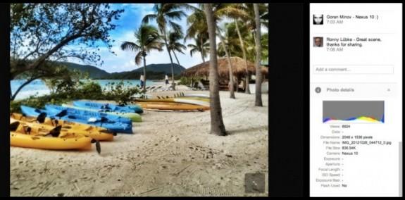 Vic Gundotra Nexus 10 photo