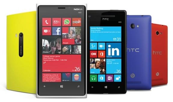 Windows Phone 8 devices