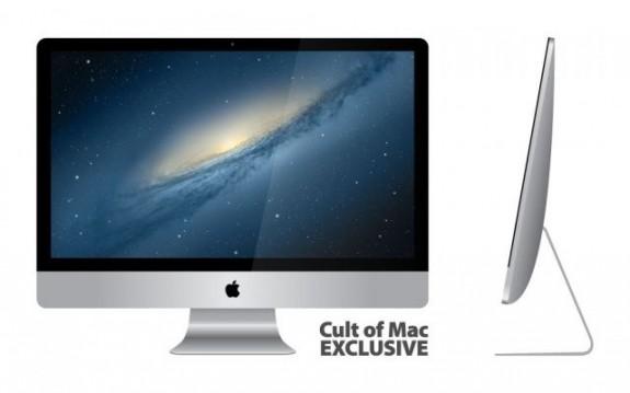 iMac TearDrop at iPad Mini Event