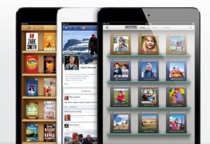 iPad Mini books