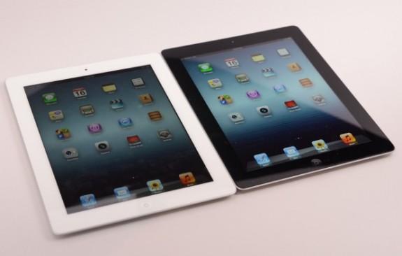 new iPad lightning