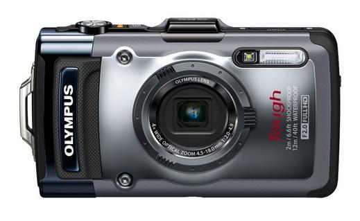 Olympus TG-1 Waterproof Camera