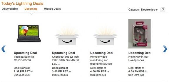 Amazon Black Friday Deals 2012