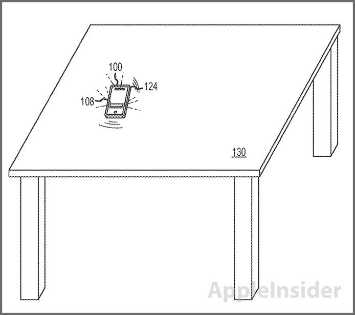 Apple Vibrate Patent