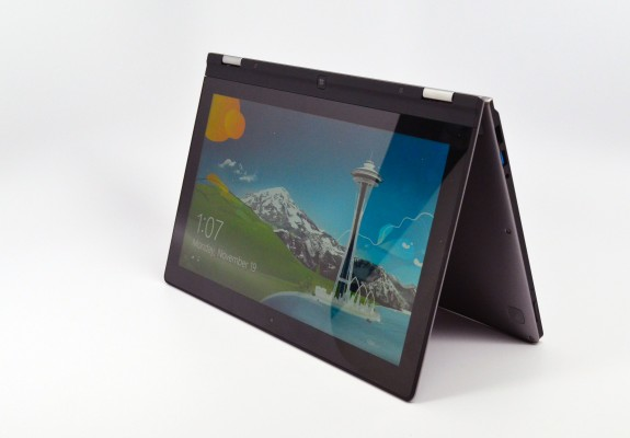 IdeaPad Yoga 13 Review - 05
