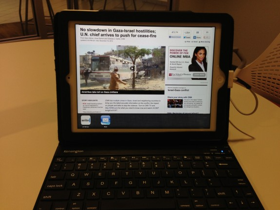 iPad Writing Papers