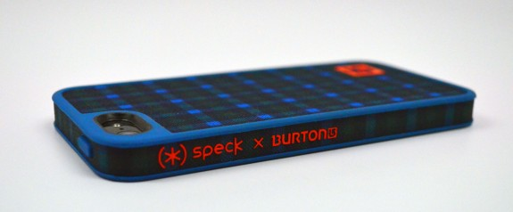 Speck FabShell Burton iPhone 5 Case Review - 6