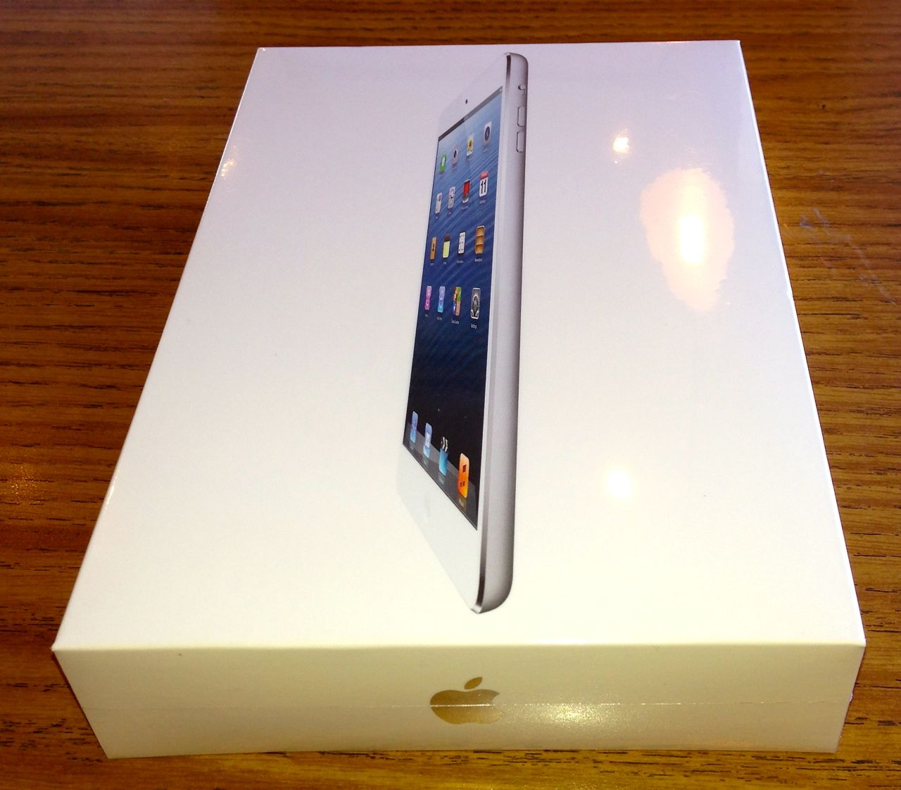 apple ipad mni unboxing
