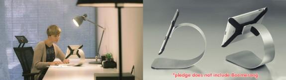 boomerang table mount