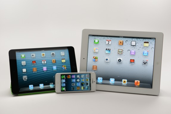 Rumors point to a September iPhone 5S event and a October iPad 5 launch.