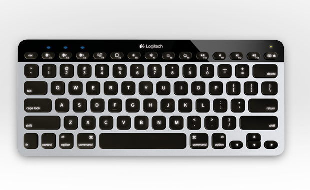 Logitech Easy-Switch Bluetooth Keyboard