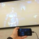 Nexus 4 Slimport HDMI Adapter Review - 8