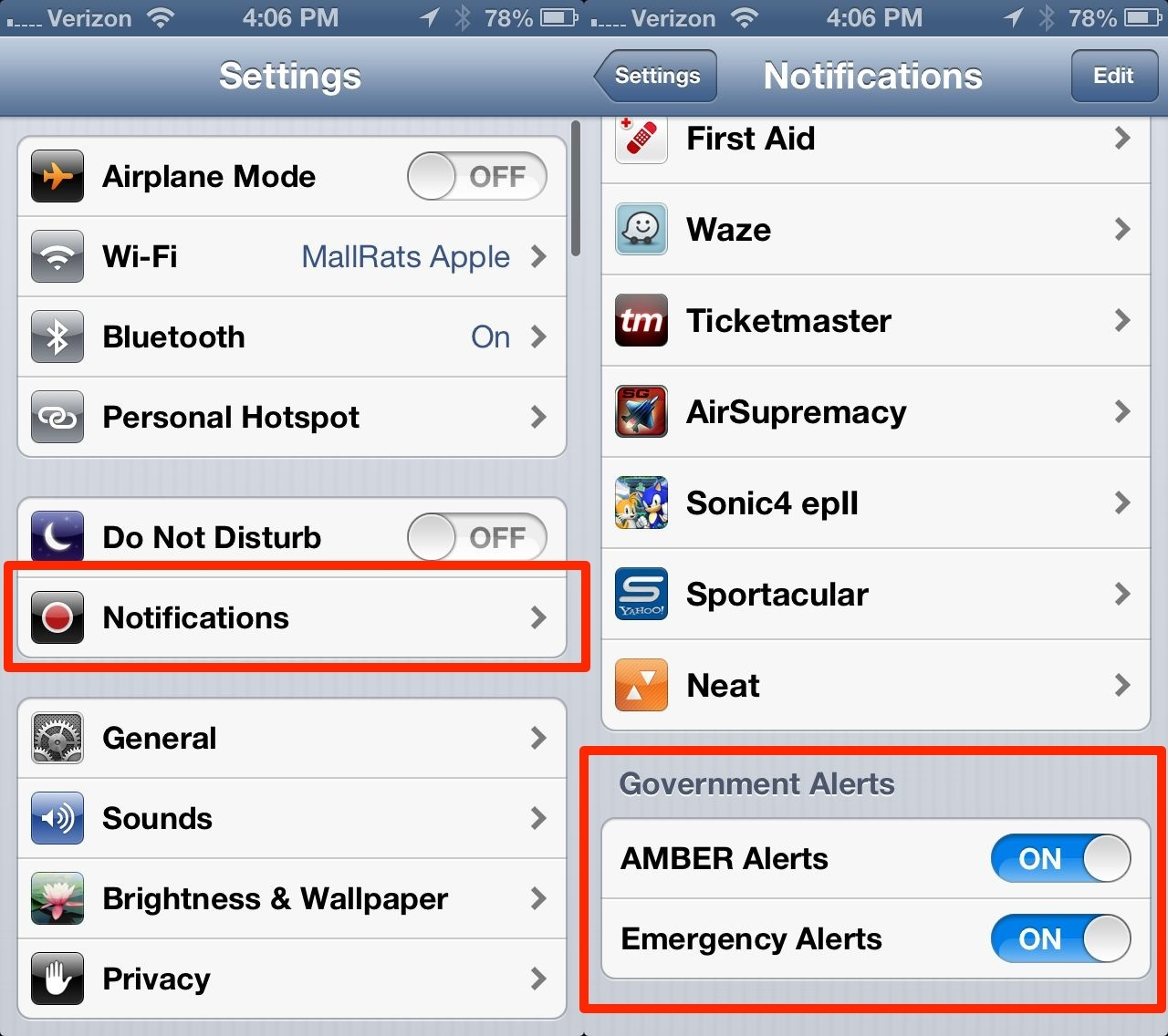 amber alert iphone sound alert on iphone what you need to 5345