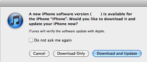 iOS 6.0.2 Update