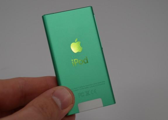 iPod Nano 7th generation 2012 Review - 06