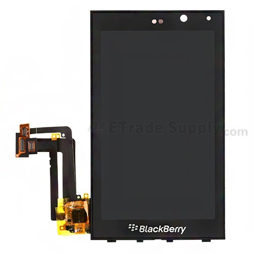 BlackBerry Z10 leaked display